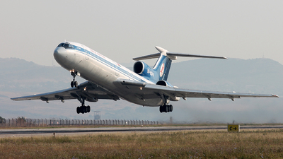 EW-85741 - Tupolev Tu-154M - Belavia Belarusian Airlines
