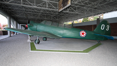 03 - Nanchang PT-6A - North Korea - Air Force