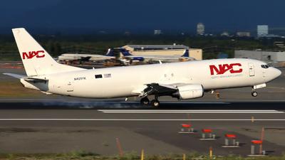 A picture of N405YK - Boeing 737436(SF) - Northern Air Cargo - © Xiamen Air 849 Heavy