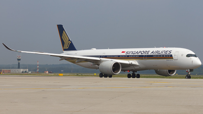 9V-SMO - Airbus A350-941 - Singapore Airlines