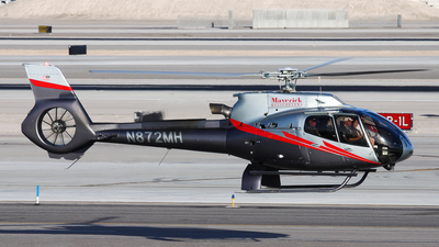 N872MH - Eurocopter EC 130T2 - Maverick Helicopters