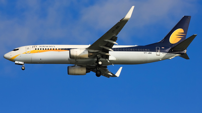 VT-JBE - Boeing 737-85R - Jet Airways