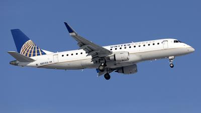 N85356 - Embraer 170-200LR - United Express (Mesa Airlines)
