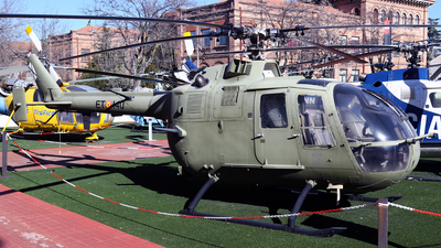 HR.15-21 - MBB Bo105CB - Spain - Army