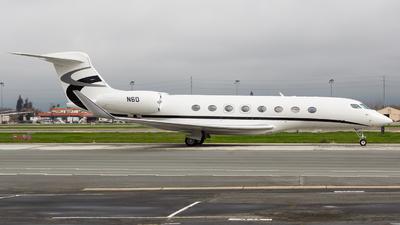 N6D - Gulfstream G650ER - Private