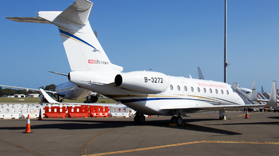 B-3272 - Gulfstream G280 - Private