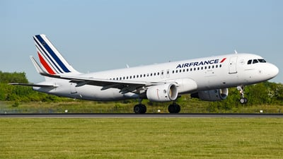 F-HEPG - Airbus A320-214 - Air France