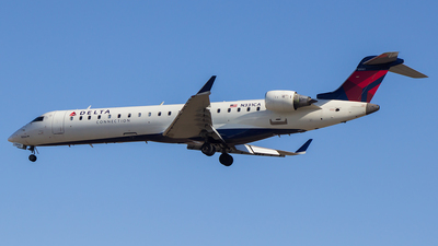 N331CA - Bombardier CRJ-701 - Delta Connection (GoJet Airlines)