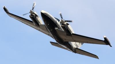 A picture of CGMDF - Piper PA31T Cheyenne II - [31T7620019] - © Mike MacKinnon