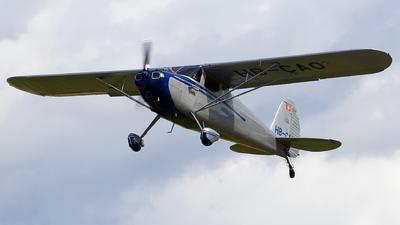 A picture of HBCAO - Cessna 170 - [18720] - © Sandra
