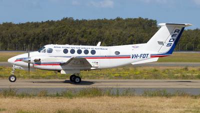 VH-FDT - Beechcraft B200 Super King Air - Royal Flying Doctor Service of Australia (Queensland Section)