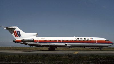 N7632U - Boeing 727-222 - United Airlines