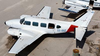 SX-AAZ - Piper PA-31-310 Navajo - Private