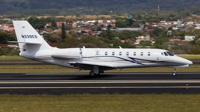 N339ES - Cessna 680 Citation Sovereign - Private