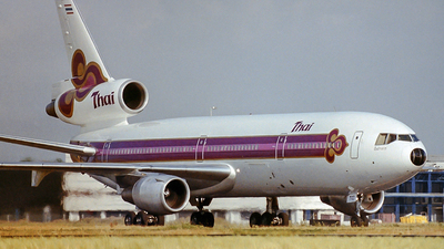 HS-TMD - McDonnell Douglas DC-10-30 - Thai Airways International