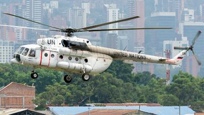 RA-27068 - Mil Mi-8MTV-1 Hip - United Nations (UN)