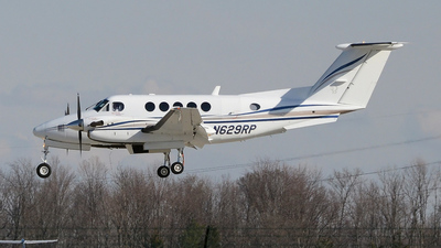 A picture of N629RP - Beech B200 Super King Air - [BB1984] - © DJ Reed - OPShots Photo Team