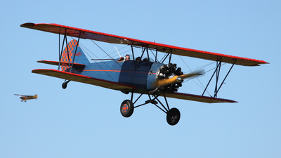 N9943 - Curtiss-Wright Travel Air 4000 - Private