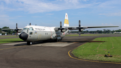 A-1341 - Lockheed C-130H-30 Hercules - Indonesia - Air Force