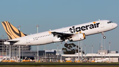 VH-VNP - Airbus A320-232 - Tigerair