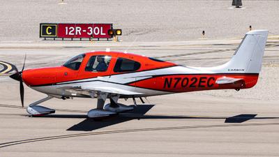 N702EC - Cirrus SR22T Carbon - Private