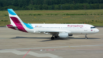D-ABFO - Airbus A320-214 - Eurowings