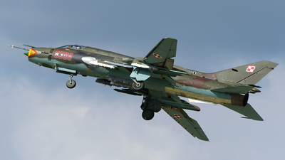 8308 - Sukhoi Su-22M4 Fitter K - Poland - Air Force
