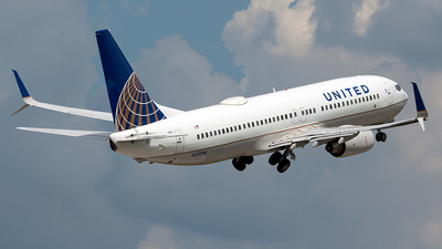 N33294 - Boeing 737-824 - United Airlines