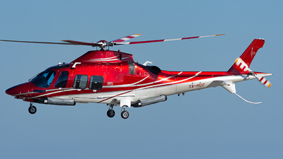 3A-MDF - Agusta-Westland AW-109SP - Monacair