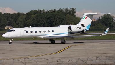I-SEAM - Gulfstream G550 - Private