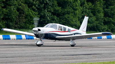 G-EDYO - Piper PA-32-260 Cherokee Six - Private