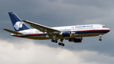 XA-OAM - Boeing 767-2B1(ER) - Aeromexico