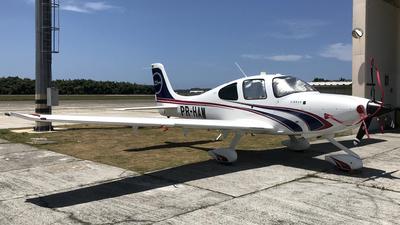 PR-HAM - Cirrus SR22 Max - Private