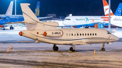 G-MRLB - Dassault Falcon 900B - Voluxis