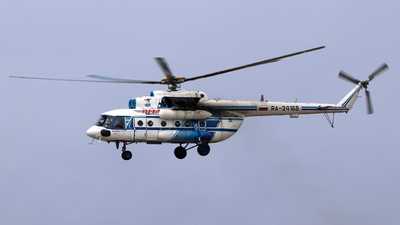 RA-24168 - Mil Mi-8MTV-1 Hip - Yamal Airlines