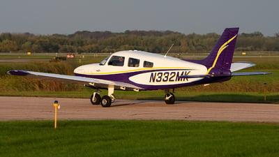 A picture of N332MK - Piper PA28181 -  - © Jeremy D. Dando