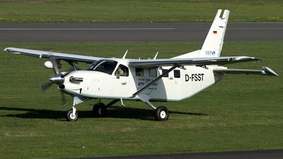 D-FSST - Quest Aircraft Kodiak 100 - Private