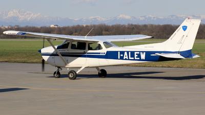 I-ALEW - Reims-Cessna F172M Skyhawk - Aero Club - Milano