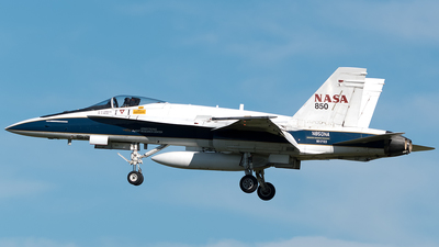N850NA - McDonnell Douglas F/A-18A Hornet - United States - National Aeronautics and Space Administration (NASA)