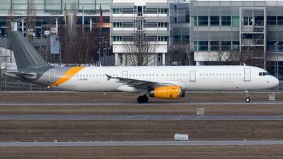 A picture of LYVEA - Airbus A321231 - Avion Express - © Maximilian Haertl