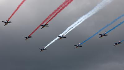 E87 - Dassault-Breguet-Dornier Alpha Jet E - France - Air Force