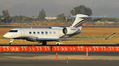 N886RW - Gulfstream G600 - Private