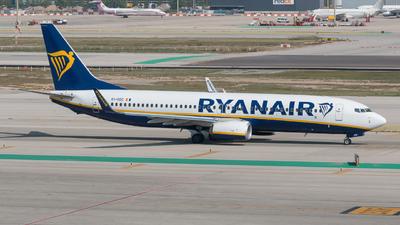 EI-GDC - Boeing 737-8AS - Ryanair