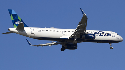 N955JB - Airbus A321-231 - jetBlue Airways