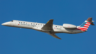 N625AE - Embraer ERJ-145LR - American Eagle (Piedmont Airlines)