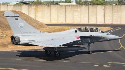 347 - Dassault Rafale B - France - Air Force