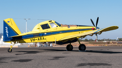 VH-ARA - Air Tractor AT-802 - Private