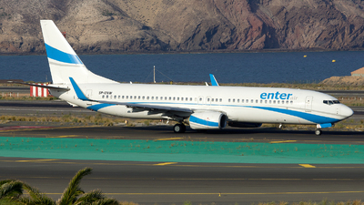 SP-ENW - Boeing 737-86J - Enter Air