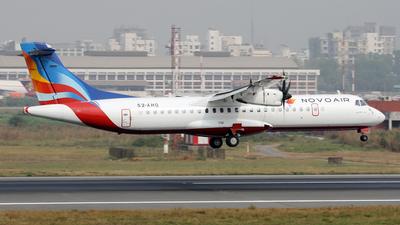S2-AHQ - ATR 72-212A(500) - Novo Air