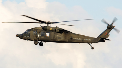 FAC4103 - Sikorsky UH-60L Blackhawk - Colombia - Air Force